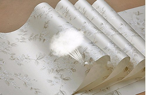 Papiers Peints Peintures Outils Et Traitement Des Murs Bricolage - Papier peint romantique chambre