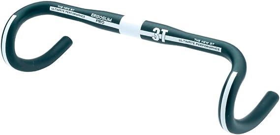 Manillar 3T Ergosum Pro - Medidas: 42 cm: Amazon.es: Deportes y aire libre