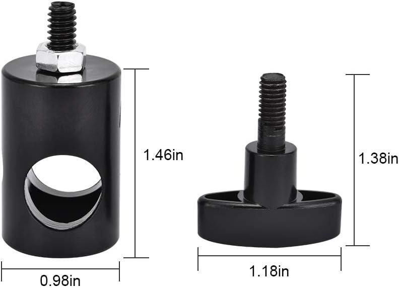 Light Stand Tip Boom Arm Photo Studio Photography Accessory Photo Studio UTEBIT Rapid Adapter Convert with 14 Screw DSLR Mount Bracket Multi Functional Mount Bracket Adapter