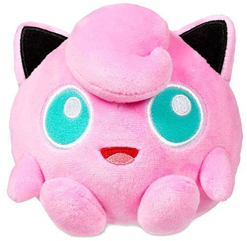 Pokemon Center Original (5-Inch) Poke Plush Doll Jigglypuff (Purin) ()