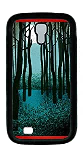 FSKcase? Mysterious Forest Hard PC cell phone cases for galaxy s4 I9500