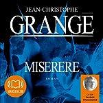 Miserere | Jean-Christophe Grangé