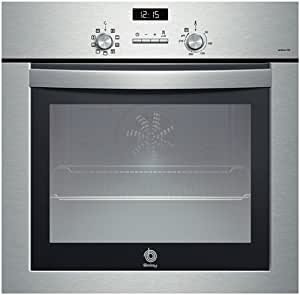 Balay 3HB556XP Electric oven 54L Acero inoxidable - Horno (Electric oven, 54 L, Acero inoxidable, 0,95 m, 3570 W, 595 mm)