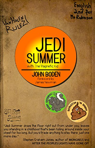 JEDI Summer with The Magnetic Kid: A Thrilling Coming-of-Age