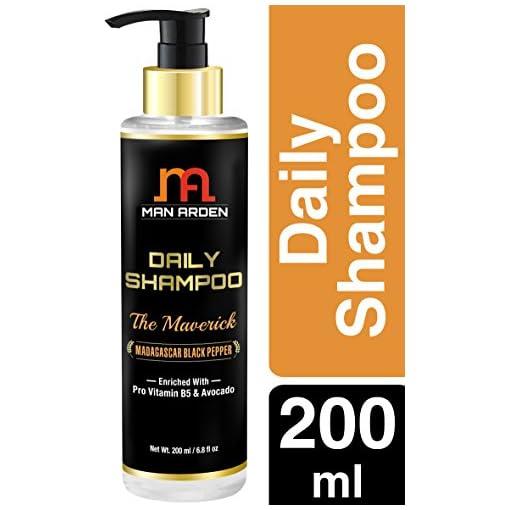 Man Arden Daily Hair Shampoo The Maverick With Pro Vitami