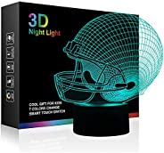 3D Night Light Optical Illusion Lamps