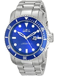 Invicta Mens 15076 Pro Diver Stainless Steel Bracelet Watch