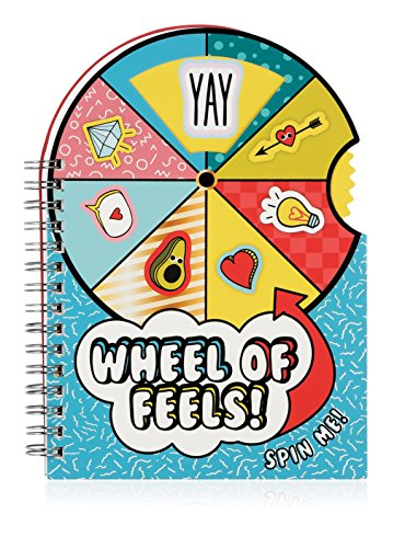 Vibe Squad Spinning Notebook - Wheels of Feels