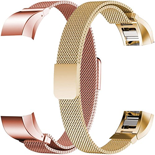 Metal Fitbit Replacement Stainless Bracelet