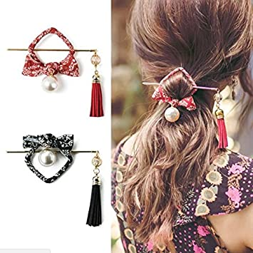 Amazon Xdobo 3 Pieces Traditional Style Womenparty Hair Stick
