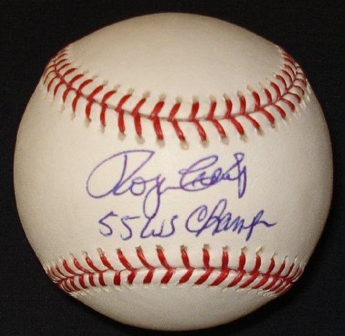 Roger Craig Autographed Baseball w/