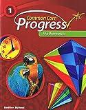 Common Core Progress Mathematics Grade 1 Student Edition