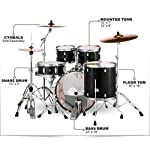 Pearl-Decade-Maple-Shell-Pack-5pc-Black-Ice-Lacquer