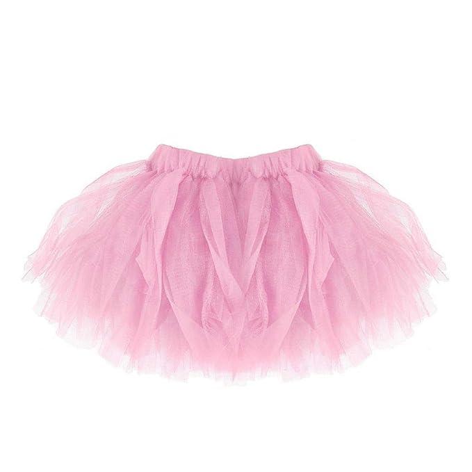 Falda del Tutu para Niña,SHOBDW Bebé Lindo Regalos de cumpleaños para niños Niños Vestidos