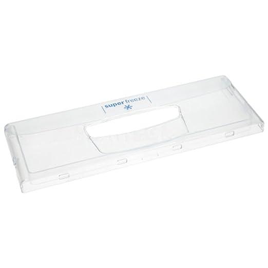 Spares2go Super Freeze cajón, Panel frontal tapa para Indesit ...