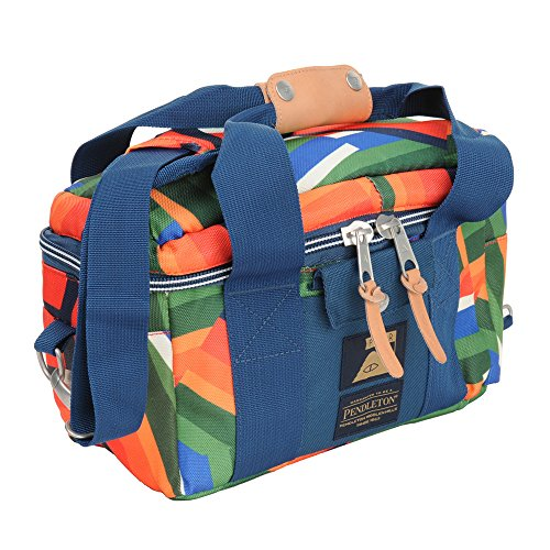 Poler Unisex Camera Cooler Crater Lake Multi Handbag