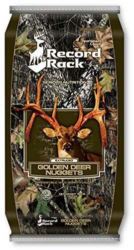 Record Rack Sportsman's Choice Golden Deer Nuggets 40 Pounds by Record Rack