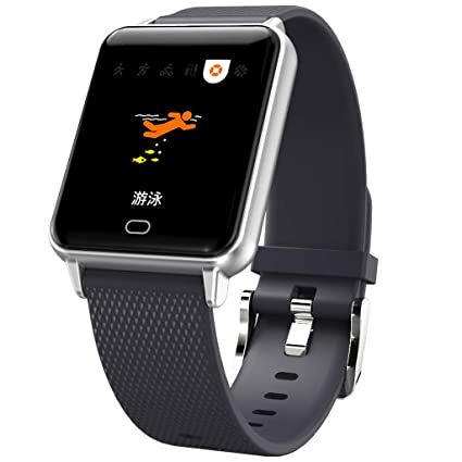 Amazon.com: [Mollikar] Smart Watch Android iOS Sports ...