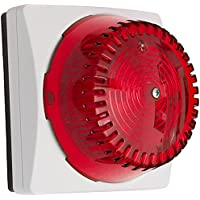 Algo 8128R Red IP Strobe Light for VoIP Notification & SIP Alerting
