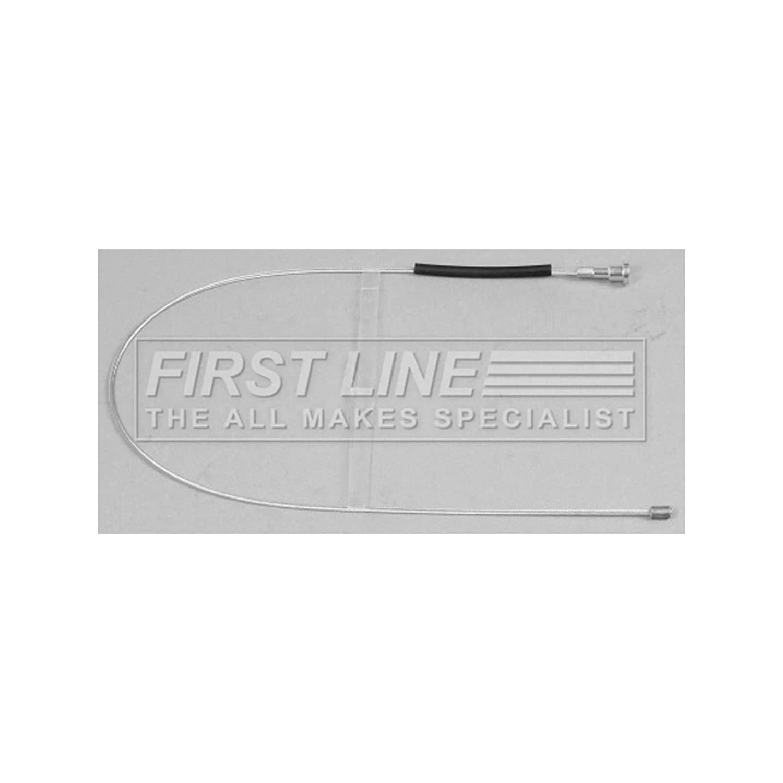 First Line FKB2321 Brake Cable Rear RH