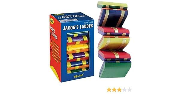 Autismo Jacobs escalera sensorial Fidget Juguetes ADHD terapia ocupacional: Amazon.es: Oficina y papelería