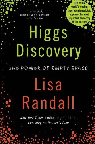 Cover of Higgs Discovery: The Power of Empty Space