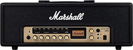 Marshall Code 100H - Cabezal amplificador para guitarra (100 W ...