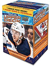 2020/21 Upper Deck Series 1 NHL Hockey Blaster Box