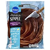 Pillsbury Purely Simple Chocolate Buttercream Frosting Mix, 13.2 oz