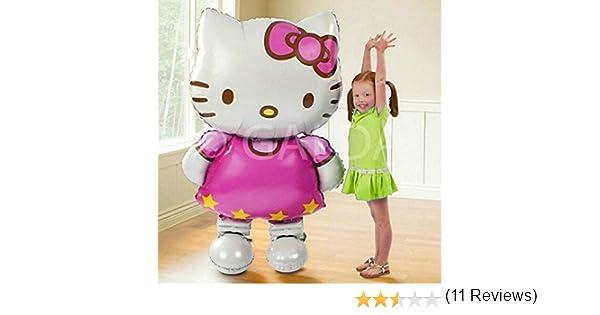 Galda. Hello Kitty Globo gigante XXL para cumpleaños y ...