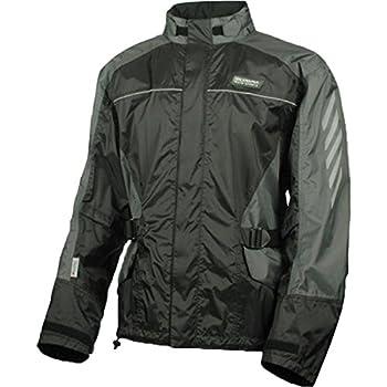 Amazon.com: Olympia Horizon Adult Rain Jacket Street Motorcycle ...