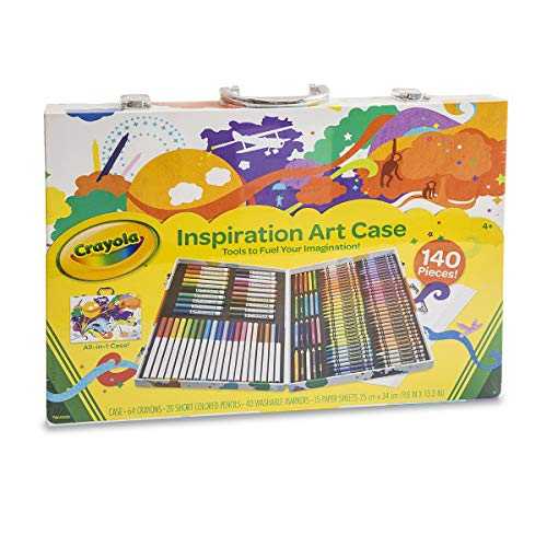 Crayola 04-2532 Inspiration Art Case, -