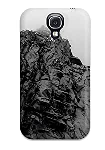 Forever Collectibles Black Mountain Hard Snap-on Galaxy S4 Case