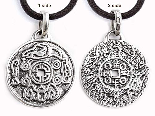 Chinese Lucky Coin Necklace