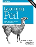 Learning Perl: Making Easy Things Easy and Hard Things Possible, 7th Edition