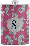 Sea Horses Stainless Steel Flask (Personalized)