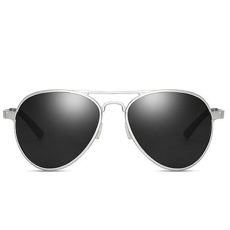 HECHEN Gafas Deportivas Gafas Polarizadas Protección UV para Ciclismo Pesca Alpinismo Esquí, Unisex,B