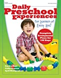 Daily Preschool Experiences, Kay Hastings, 0876590105