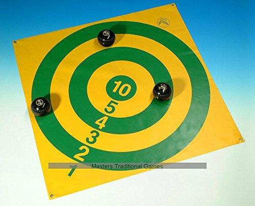 Set of 6 Target Bowls Diamond Mats (4 x 4 feet)