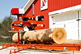 Wood-Mizer LT15 Portable Sawmill with 19 HP Gas