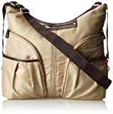Skip Hop Versa Expandable Diaper Bag, Khaki Brown by Skip Hop