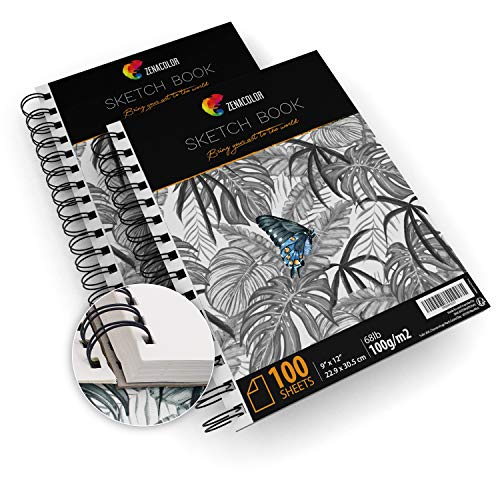 200 Sheets Professional Sketch