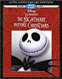 The Nightmare Before Christmas: 20th Anniversary Edition (Bilingual) [Blu-ray + DVD]