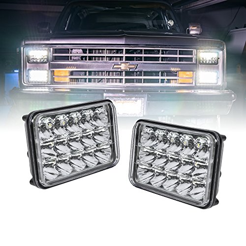 OLS Headlight Rectangular Assembly Replacement product image