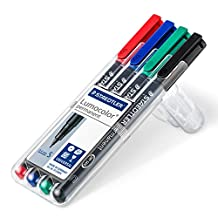 Staedtler Permanent Markers (STD313WP4A6)