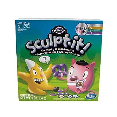 Cranium Sculpt-It Game: Toys & Games