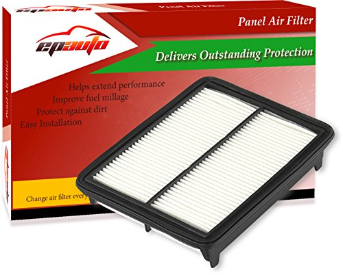 EPAuto GP468 (CA10468) Replacement for Honda/Acura Extra Guard Rigid Panel Air Filter for Accord V6(2008-2012), Accord Crosstour(2010-2011), Crosstour V6(2012-2015), TL(2009-2014), TSX V6(2010-2014)
