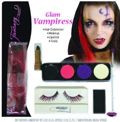 Costumes for all Occasions FW9438V Glam Series Make Up Vampiress (Vampiress Makeup)