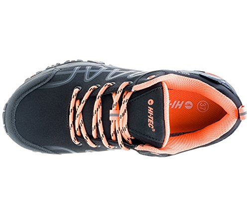 Multicolor Sneaker Pamio Black Womens Footwear Tec Outdoor WP Low Coral Shoes Hi Trainers AvB7OqnxA