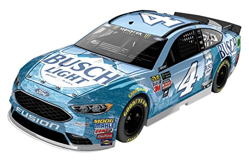 64 Scale Diecast Series (Lionel Racing Kevin Harvick #4 Busch Light 2017 Ford Fusion 1:64 Scale ARC HT Official Diecast of the NASCAR Xfinity Series)